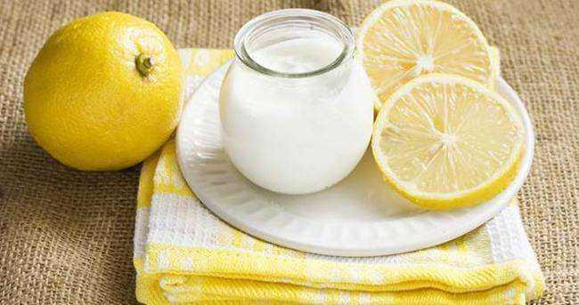 Etkisini Gösteren Göbek Eriten ve Zayıflatan Yoğurtlu Limon Kürü! 3