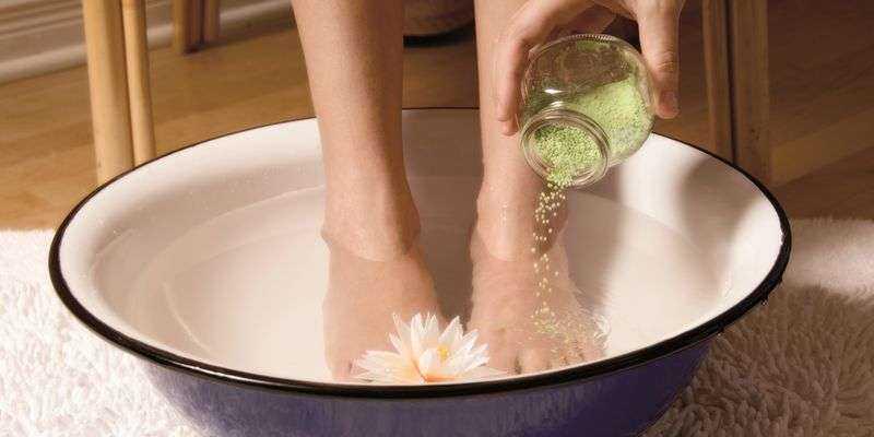 Ayaklarınızı Bu Suda Bekleterek Vücudunuzu Birçok Zararlıdan Arındırabileceğinizi Biliyor Muydunuz? 3