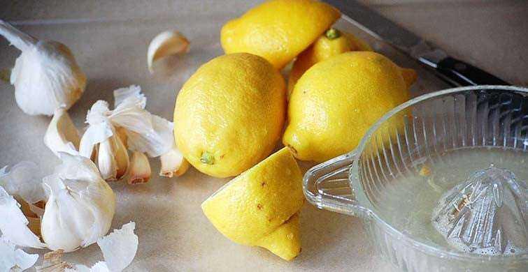 Limon Suyuna Sarımsak Atıp İçin Farkı Görün 1