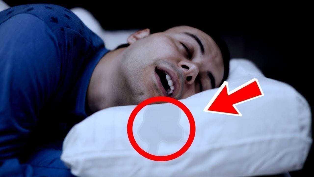 Uyurken Ağızdan Salya Neden Akar? Tedavisi Nedir? 3