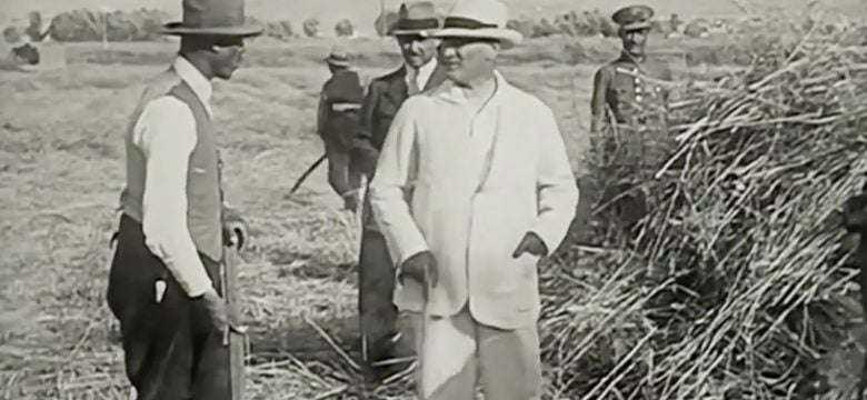 Atatürk ve Çiftçi