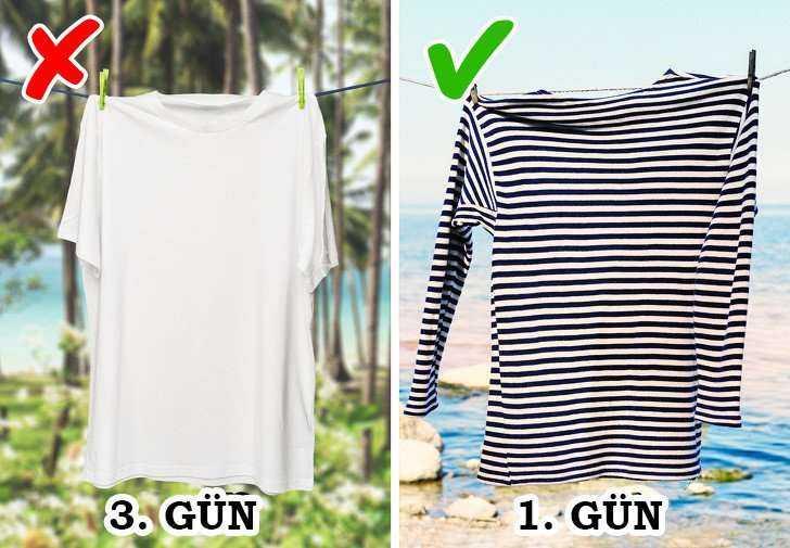 Giysilerinizi Parlak ve Canlı Hale Getirecek 13 Çamaşır Taktiği 7