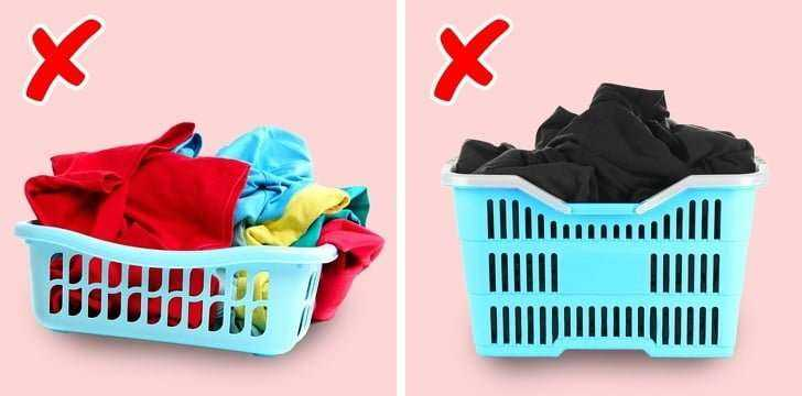 Giysilerinizi Parlak ve Canlı Hale Getirecek 13 Çamaşır Taktiği 13