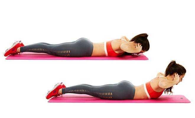 Sırtınızı Güçlendirecek 7 Kolay Egzersiz 5