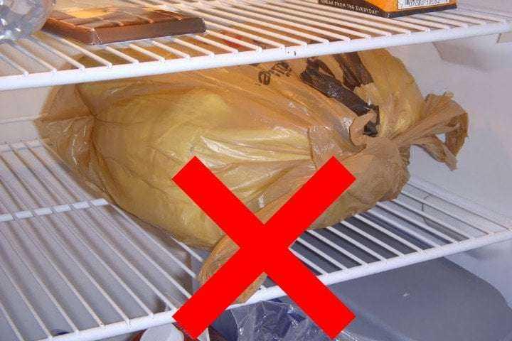 Ekmek bozulmasın diye kesinlikle Buzdolabına koymayın 1