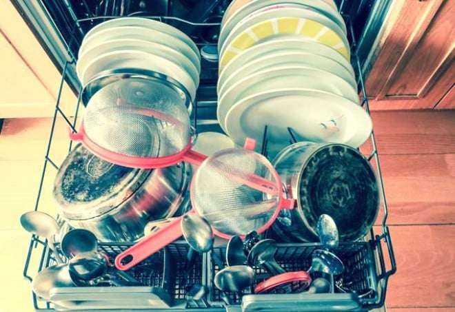 Patatesleri Bulaşık Makinasına Dizin Çalıştırın Ve Sonra Ne Oluyor Görün! 7
