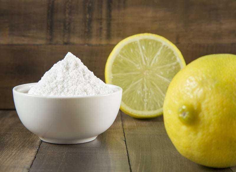 Karbonat ve Limonla Birlikte Kullanınca 5