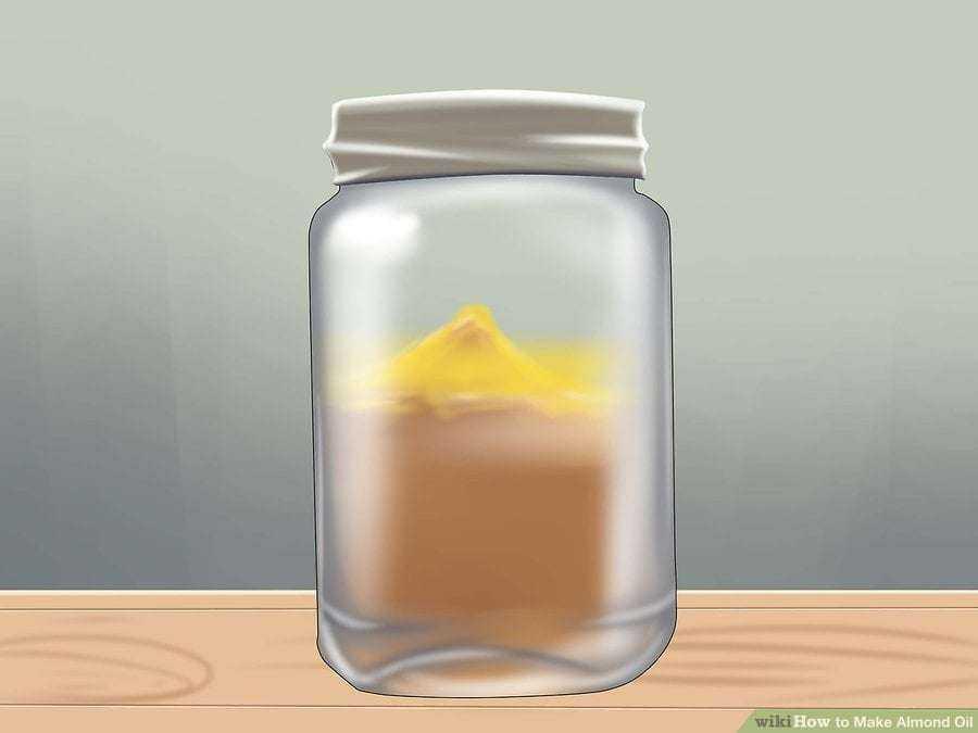 Evde Badem Yağı Nasıl Yapılır, Çok Basit 9