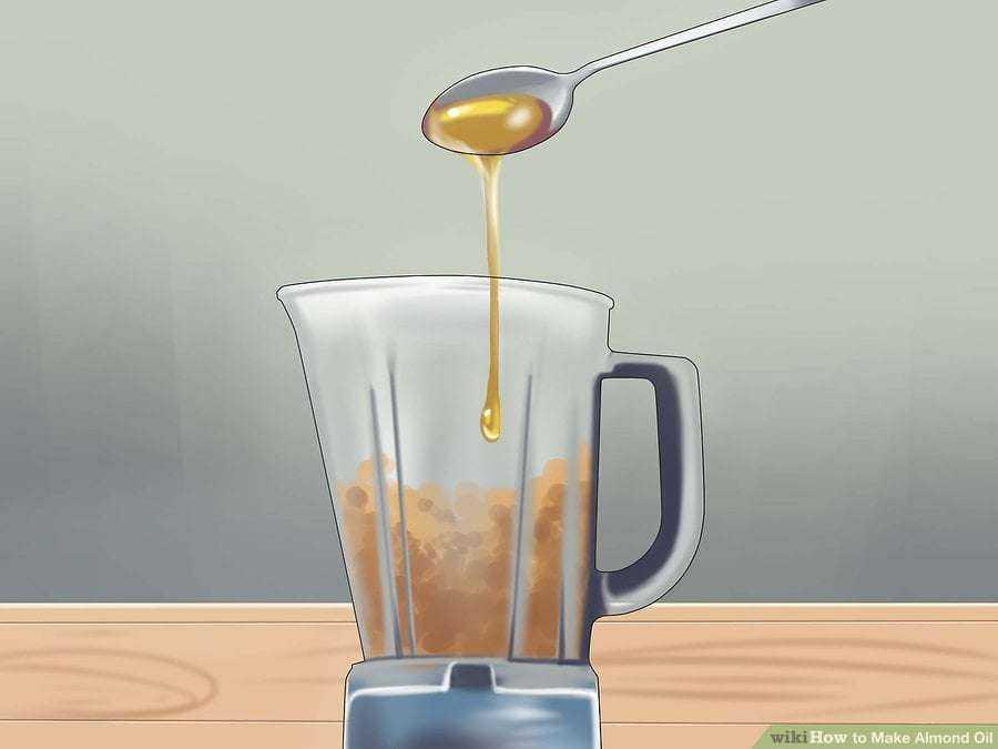 Evde Badem Yağı Nasıl Yapılır, Çok Basit 5