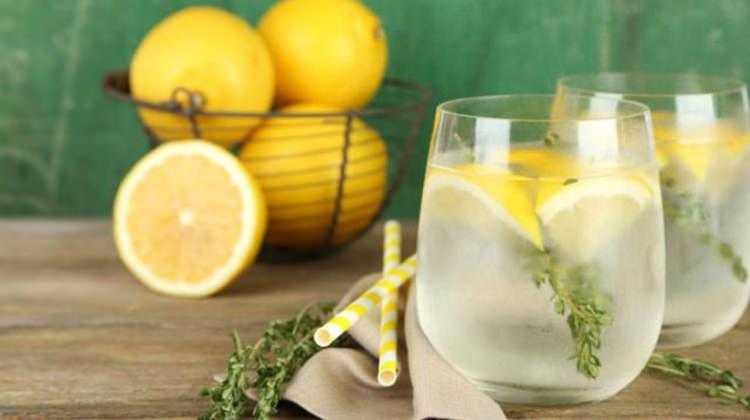 Suyu Limonlu İçmeniz İçin 10 Sebep 1