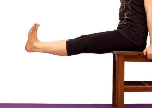 Zedelenmiş Dizleri Güçlendiren Egzersiz 6