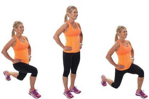 Kalçanızdaki Selüliti Ortadan Kaldıran 8 Etkili Egzersiz 1