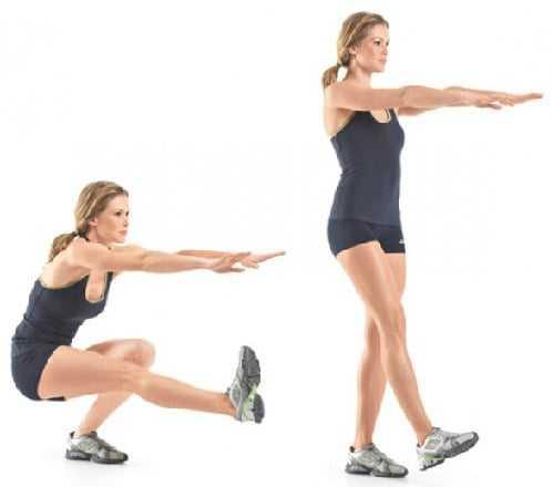 Kalçanızdaki Selüliti Ortadan Kaldıran 8 Etkili Egzersiz 3