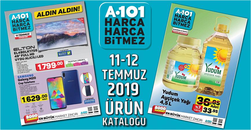 Photo of A101 12 TEMMUZDAN İTİBAREN GEÇERLİ AKTÜEL ÜRÜNLER KATALOĞU