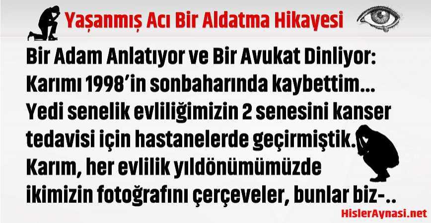 Photo of YAŞANMIŞ ACI BiR ALDATMA HiKAYESi