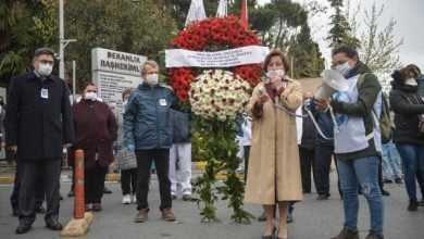 Photo of Prof. Dr. Cemil Taşçıoğlu son yolculuğuna uğurlandı…